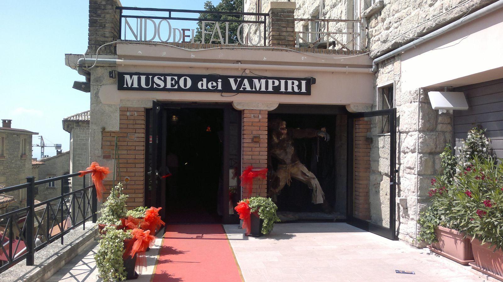 museo dei vampiri