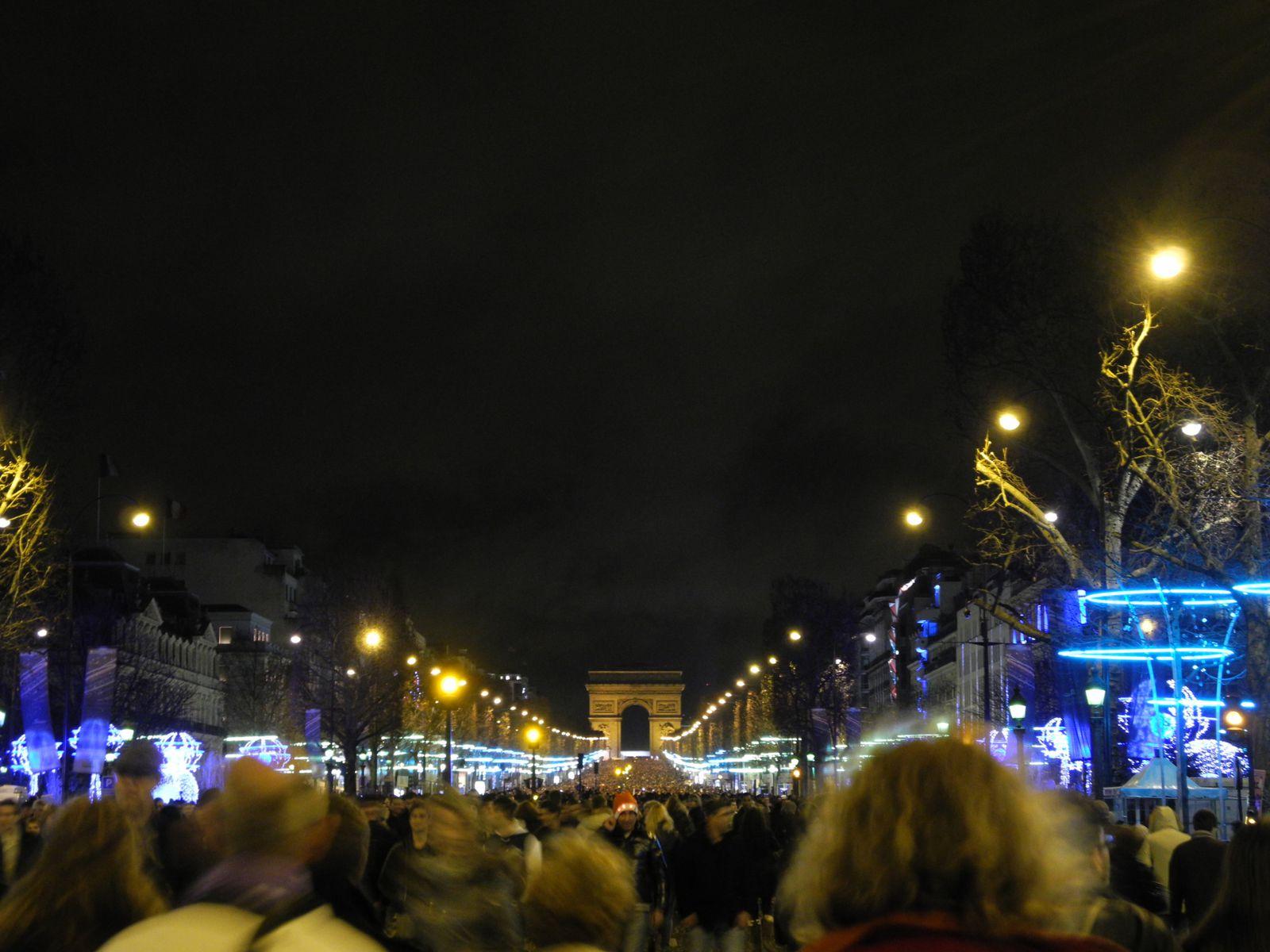 Parigi - CHAMPS ELYSEE