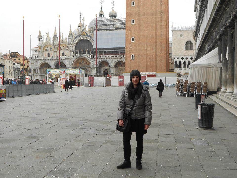 Venezia visitata dall'acqua