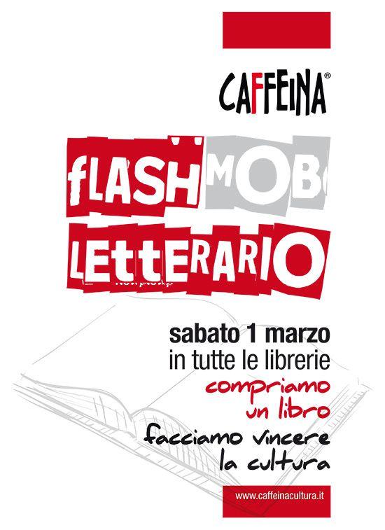 Flash mob letterario: il 1 marzo compriamo un libro