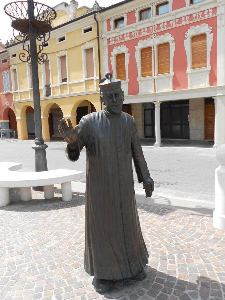 Brescello: il paese di Don Camillo e Peppone