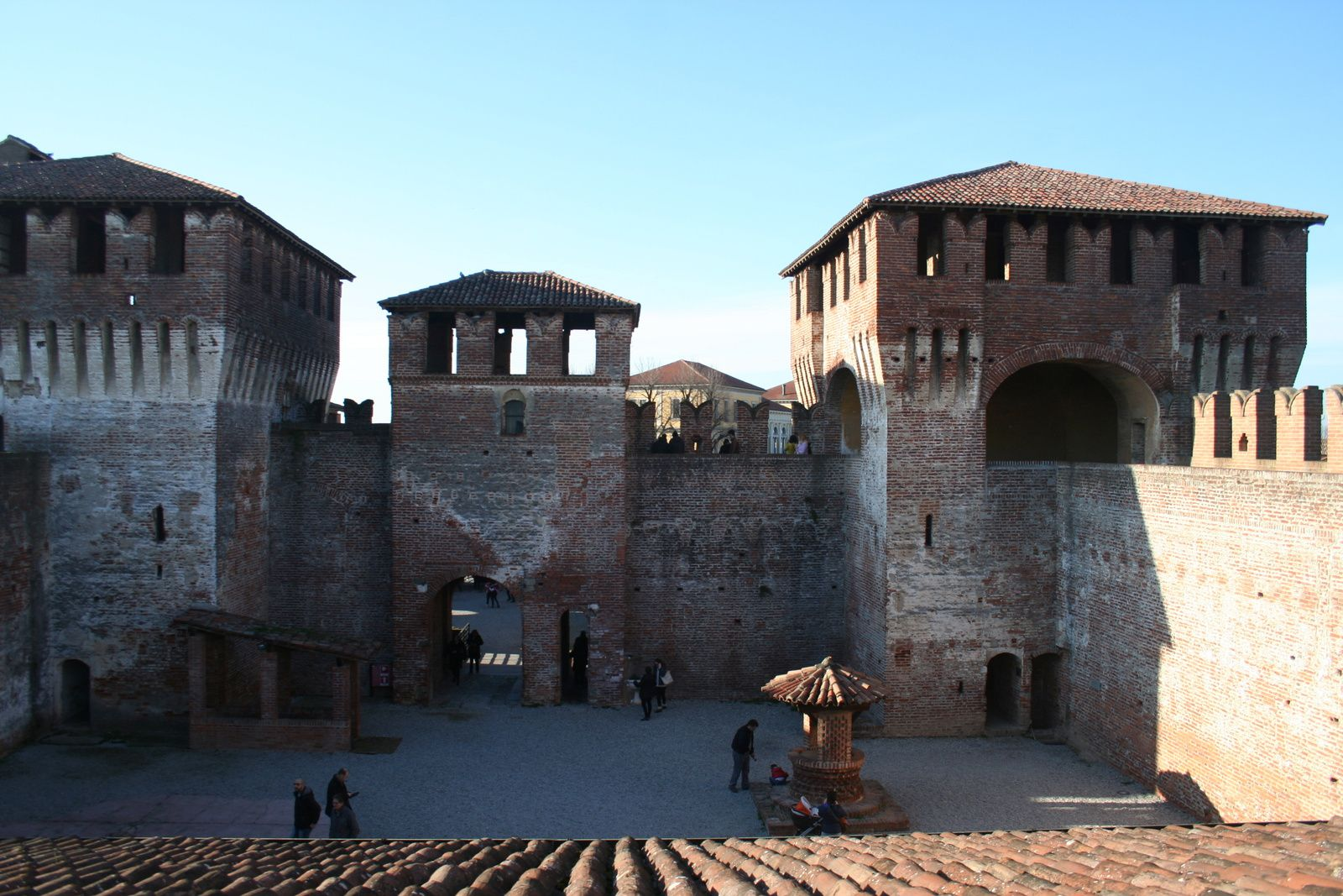 Soncino: un borgo medievale incantato