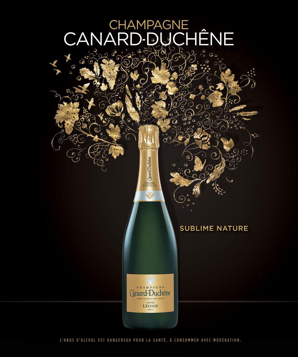 Champagne Canard-Duchêne Cuvée Léonie Brut