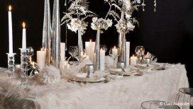 Clg cr ation version 2 0 aimez vivez cr ez - Decoration de table de noel argent ...