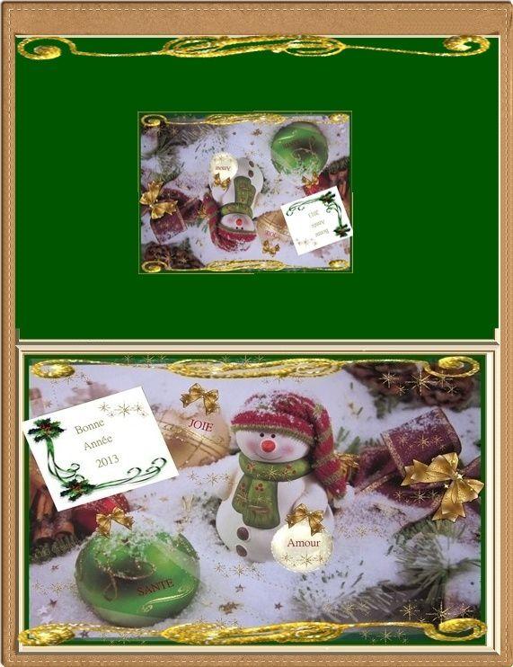 TABLE DU 24 et du 25  + créations
