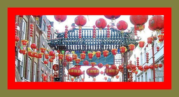 les decorations du nouvel an chinois et les porte bonheur clg cr ation. Black Bedroom Furniture Sets. Home Design Ideas