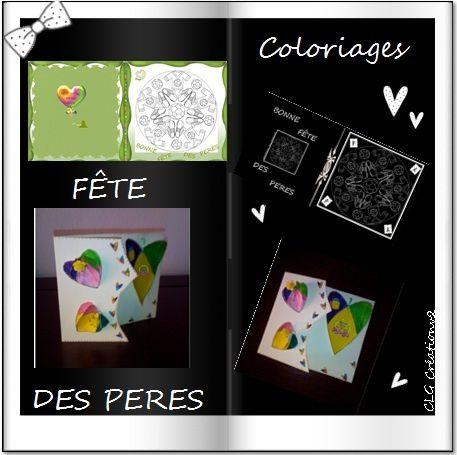 Du coloriage pour la f te des peres clg cr ation version 2 0 - Fetes des peres 2014 ...