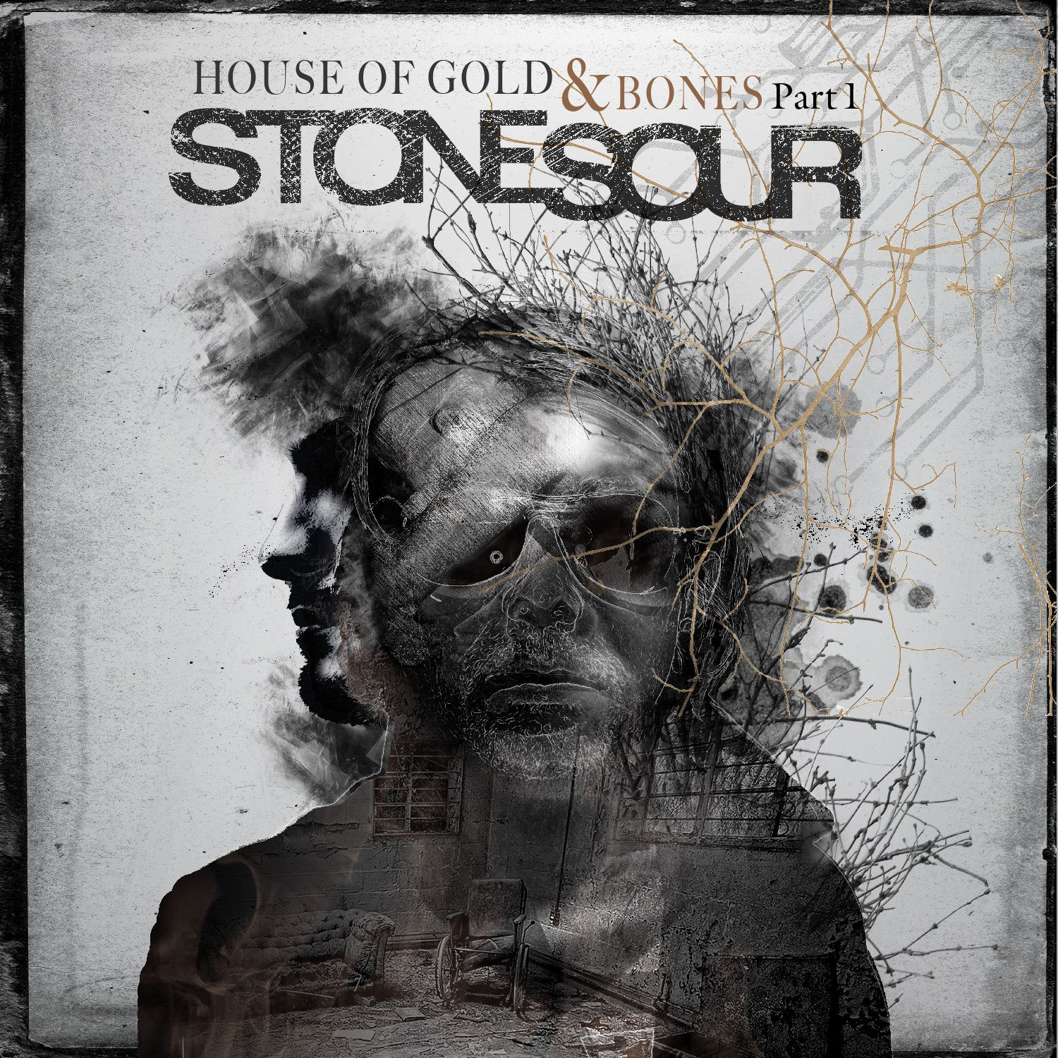 Chronique de &quot&#x3B;House Of Gold &amp&#x3B; Bones Part 1&quot&#x3B; de Stone Sour
