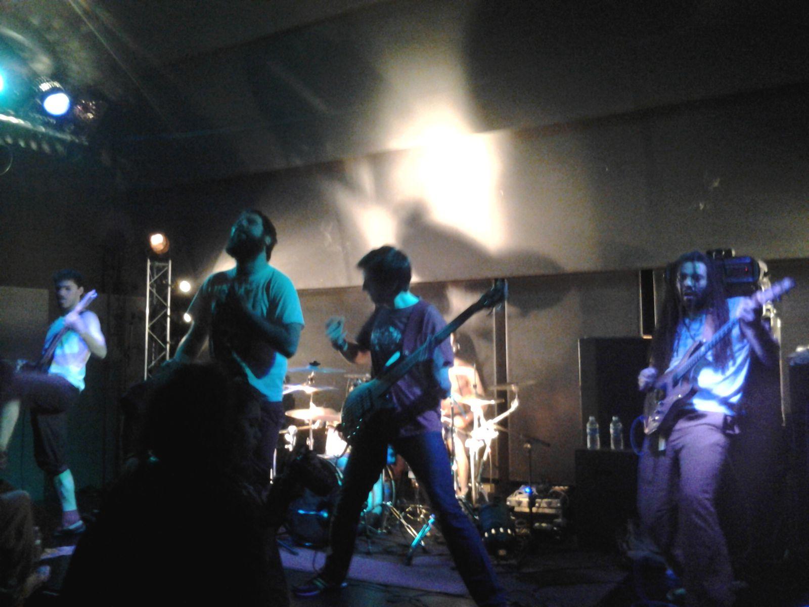 Concert Metal, 13/04/13, Limours