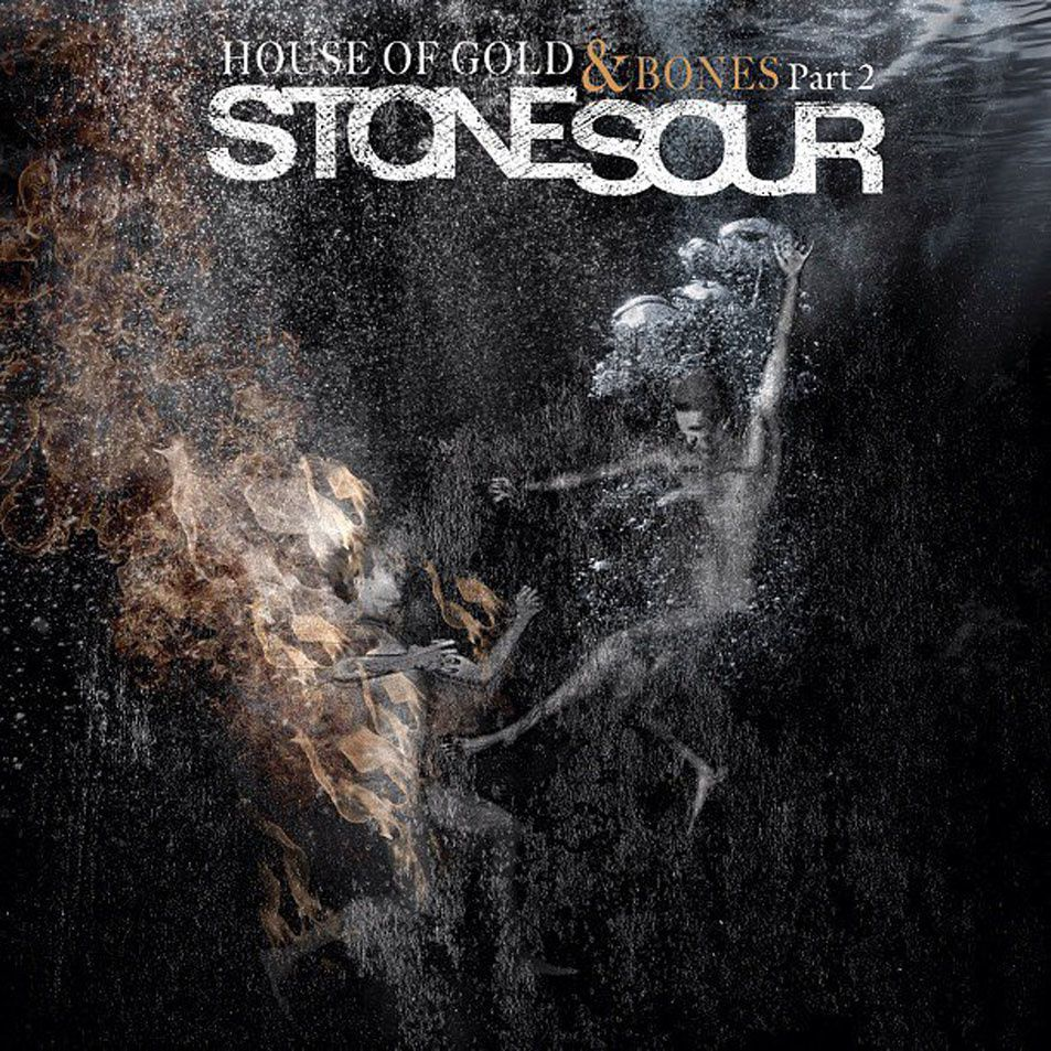 Chronique de &quot&#x3B;House Of Gold &amp&#x3B; Bones Part 2&quot&#x3B; de Stone Sour