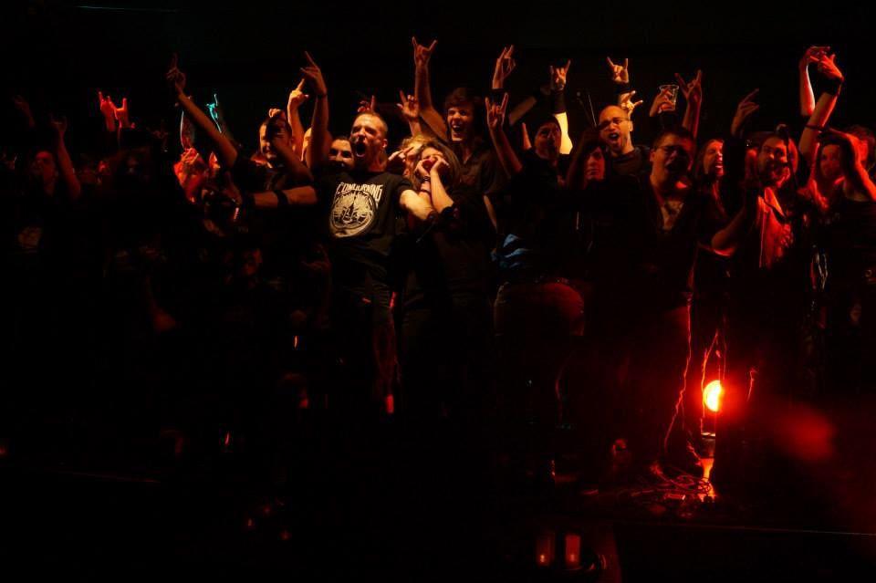 Concert Metal, 08/02/14, Limours