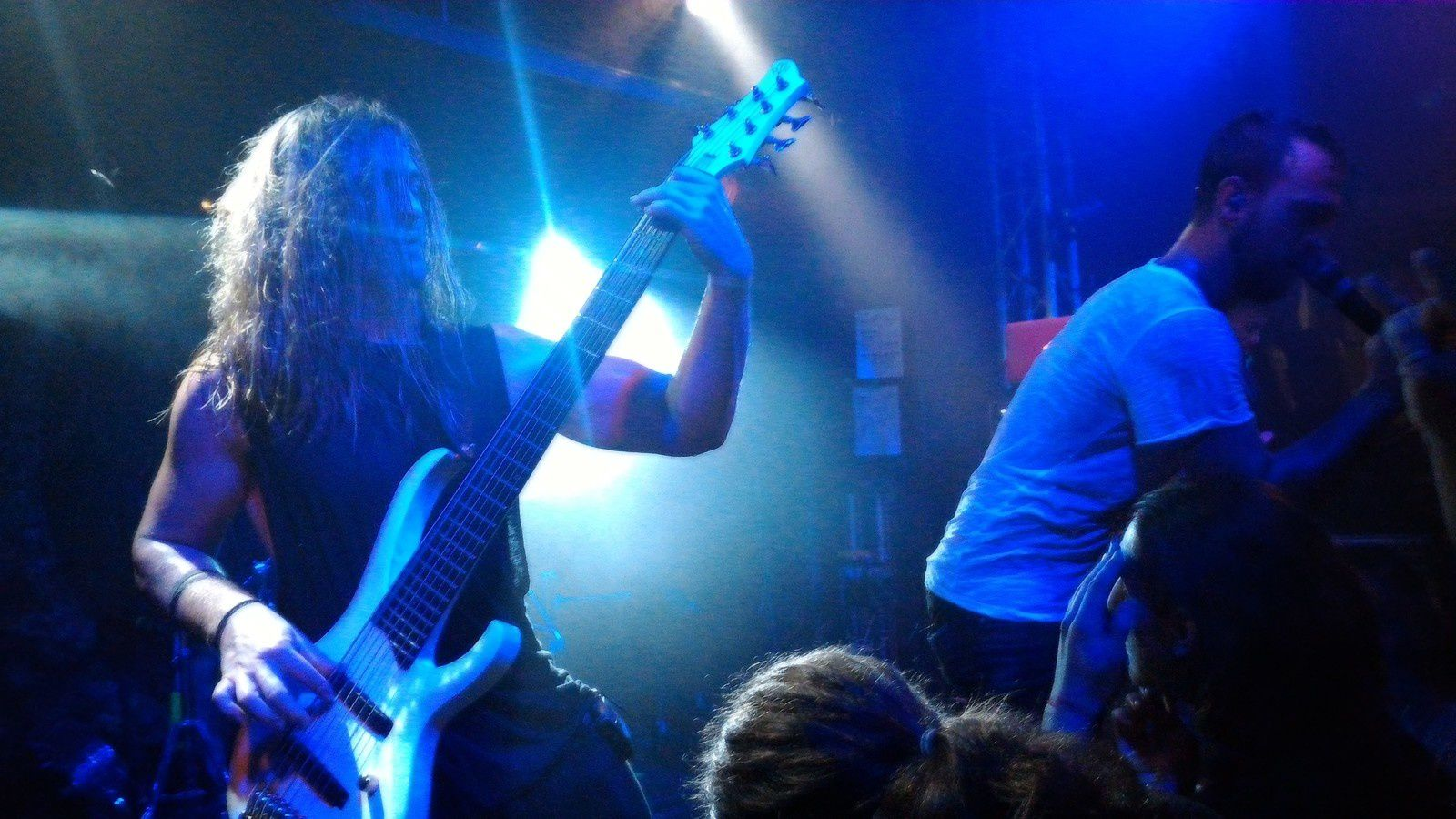 Born of Osiris + Veil of Maya @ Paris, 17/09/16