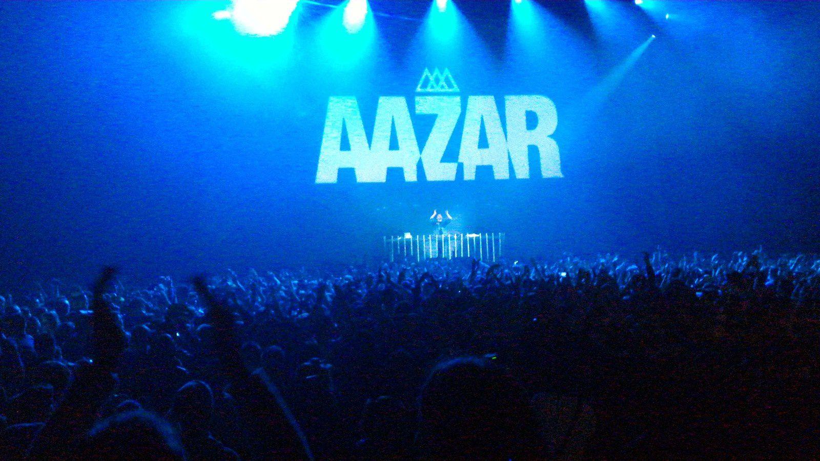 Aazar (c'est marqué au-dessus haha)