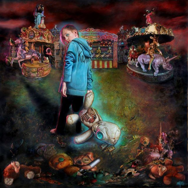 "ALBUMS / #1 : KoRn - ""The Serenity of Suffering"""