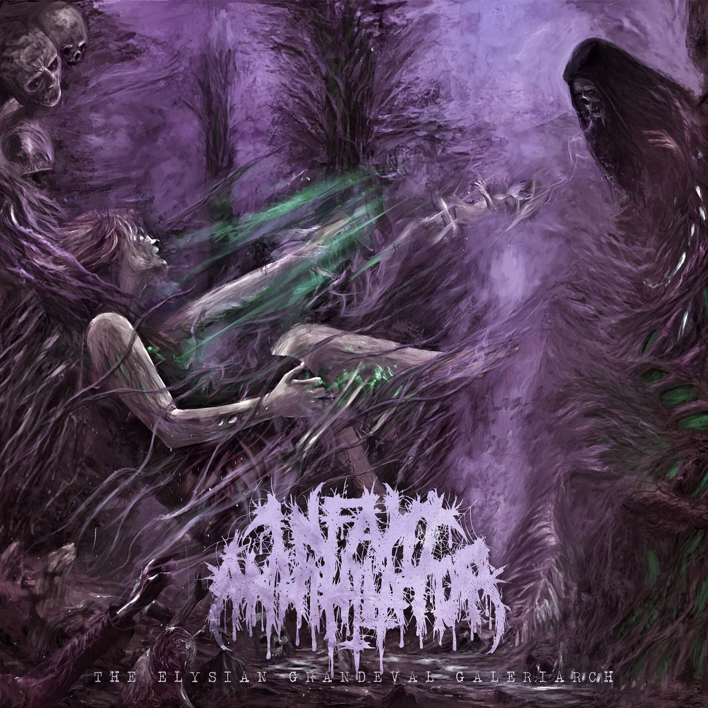 "#4 : Infant Annihilator - ""The Elysian Grandeval Galèriarch"""