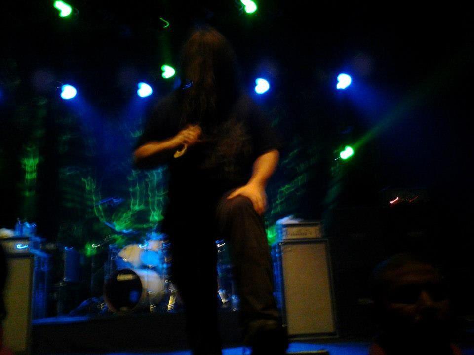 #2 : Cannibal Corpse @ Paris : http://concerts.metal-666.overblog.com/cannibal-corpse-devildriver-the-black-dahlia-murder-hour-of-penance-24/02/13-paris