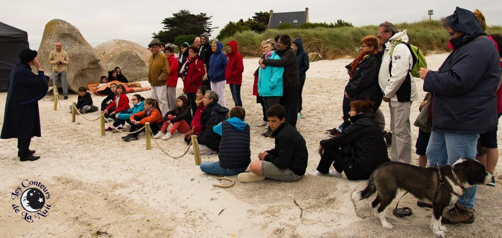 un ressenti de 15 degrés figeait les spectateurs réunis sur la plage pour assister au prologue ;