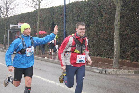 Semi marathon de St Priest : les foulées San-Priotes