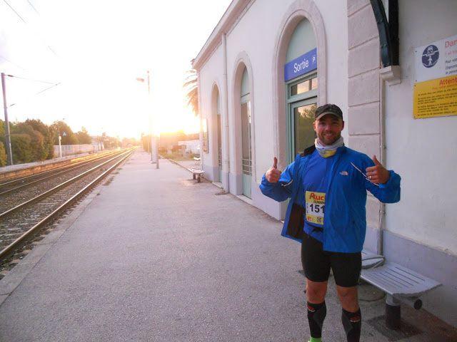 Les 20km de Marseille-Cassis 2012
