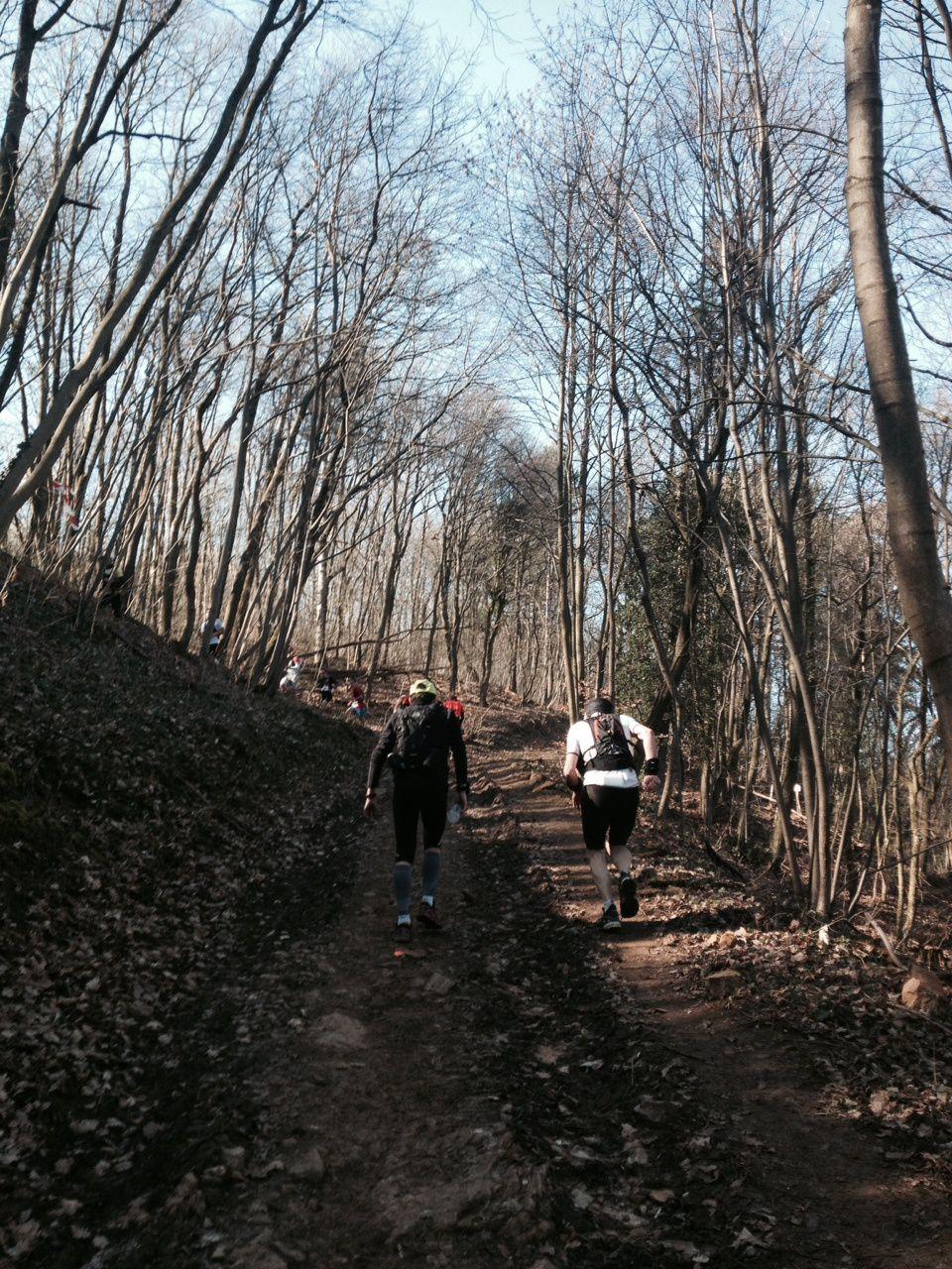 Trail des Cabornis 2014