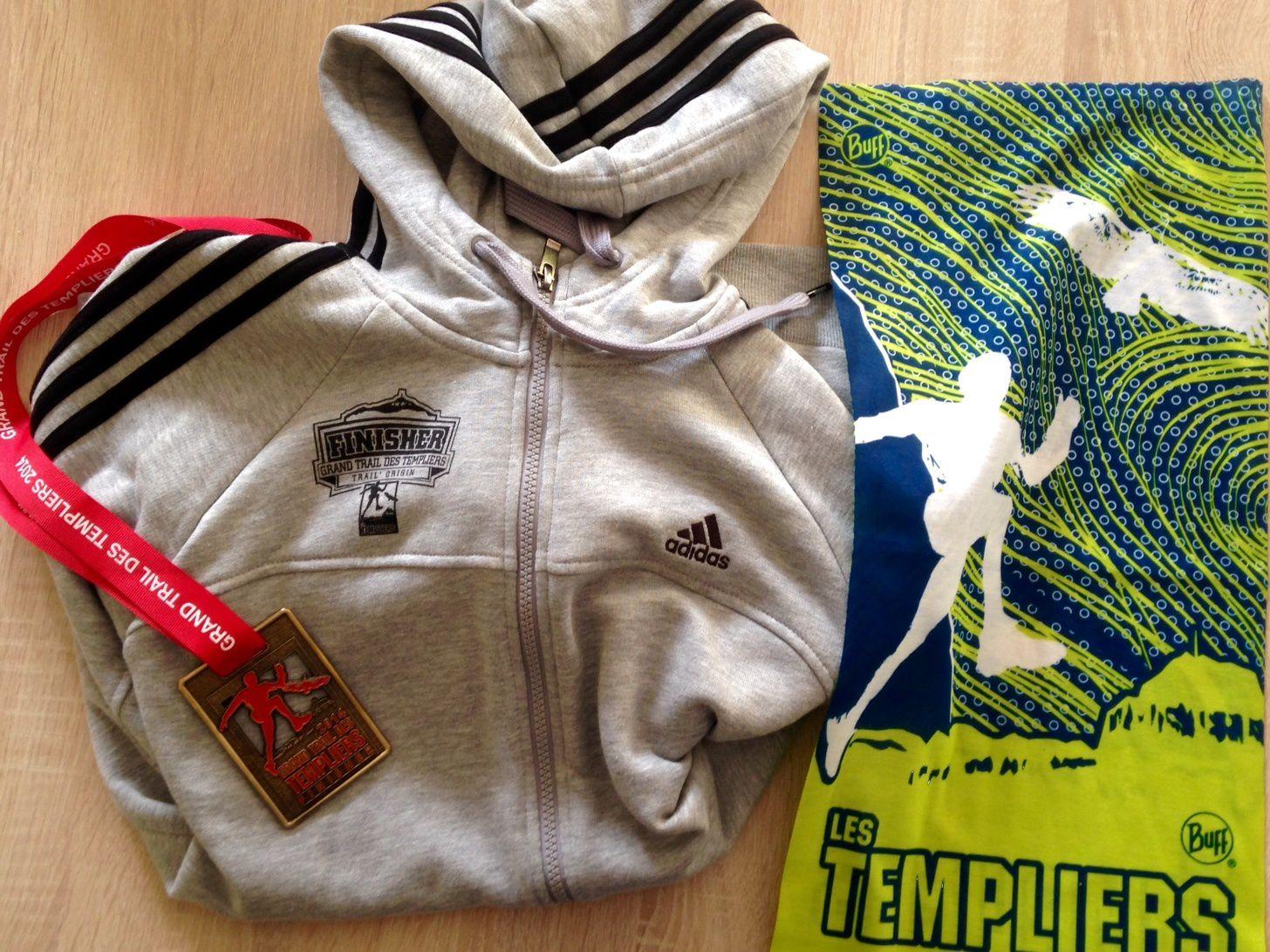 La grande course des Templiers à Millau
