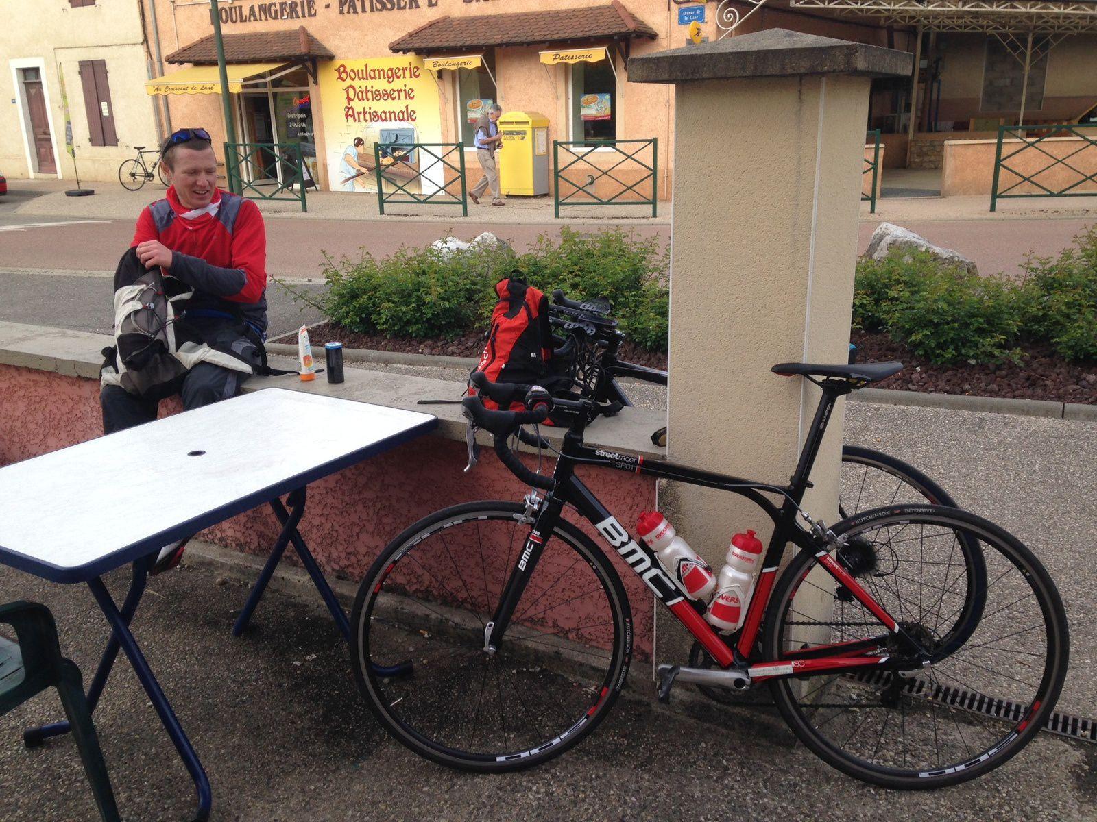 Varions les plaisirs : défi vélo relevé !!