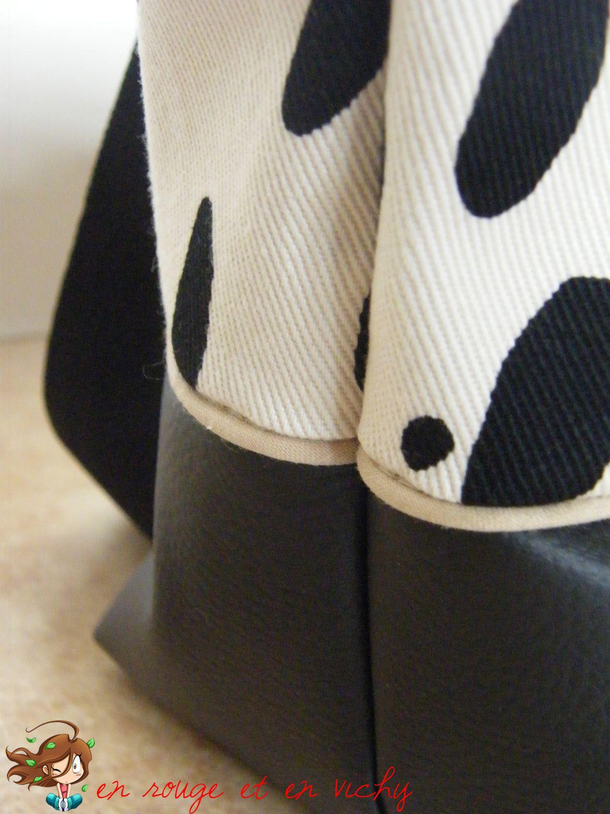 June Bag #1 en mode savane