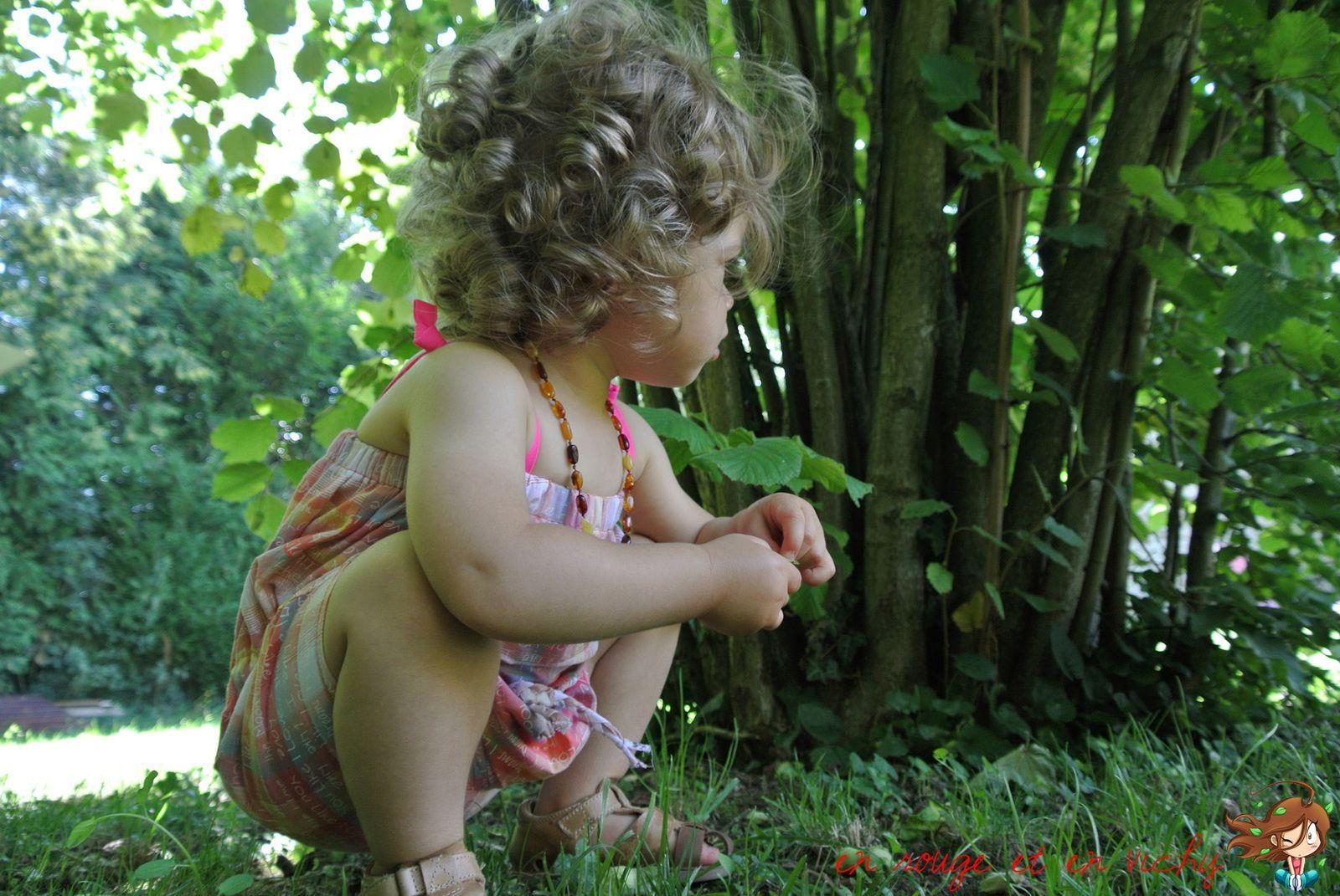 Summer baby #5 : la combi-short
