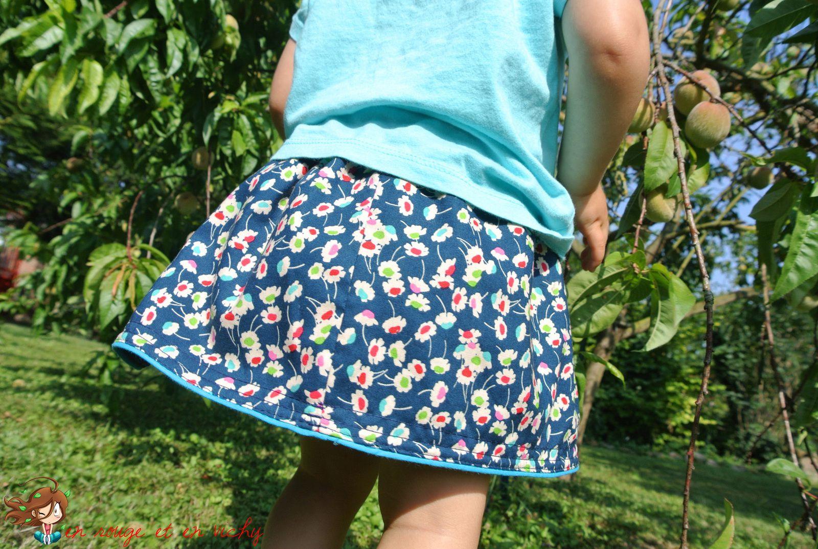 Summer baby #6 : Little Twist et Liberty