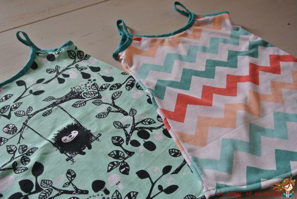 Summer Babies #7: Trio de robettes