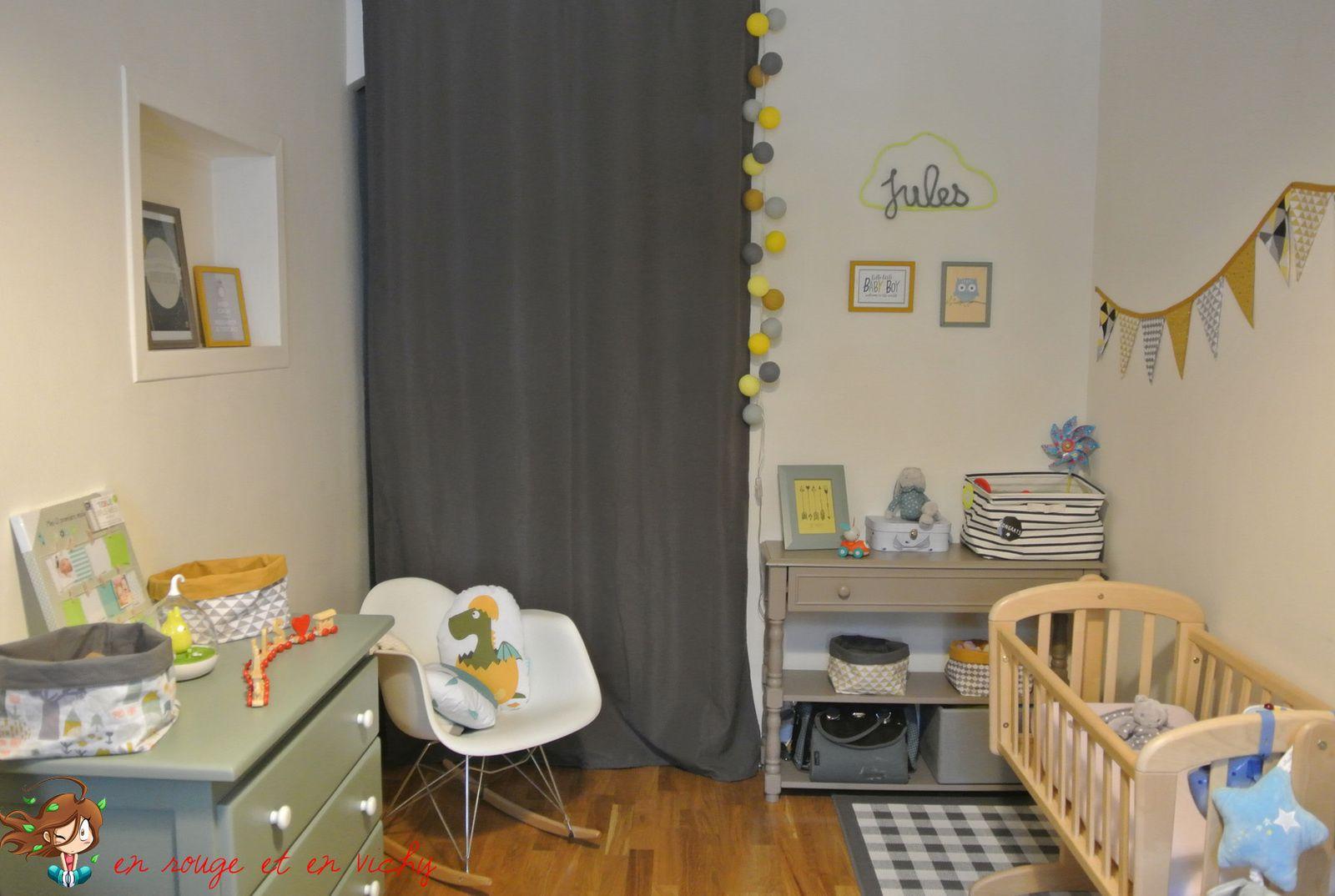La chambre de babyboy