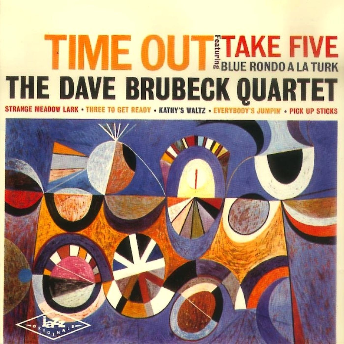 "L'album ""Time out"", un indispensable du jazz à avoir absolument !"