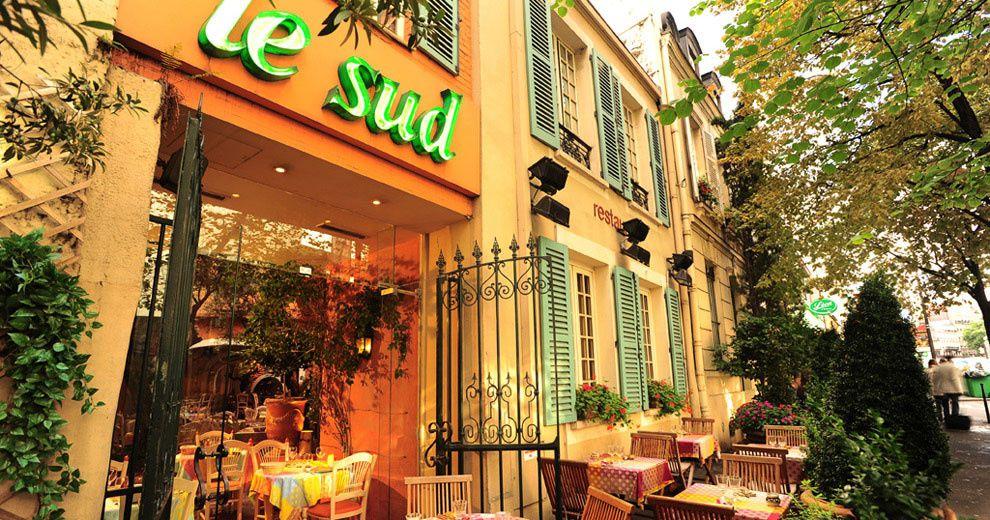 Le sud paris 17e emiblog - Restaurant le sud paris porte maillot ...