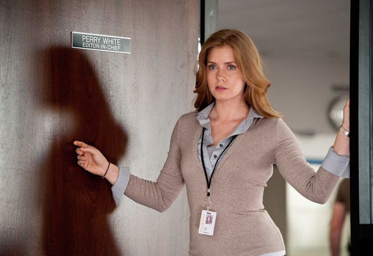 Amy Adams incarne la belle Lois