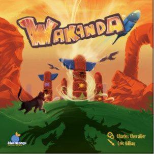 Wakanda de Charles Chevallier - 18,50€ chez Ludifolie