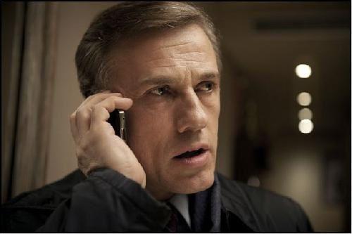 Christoph Waltz est parfait dans le rôle du bad guy