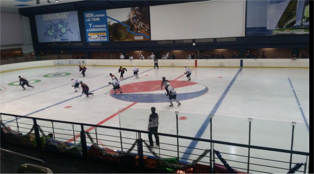 Hockey-sur-glace : Liga LNHH - 2ème journée de la seconde phase :