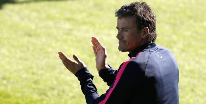 Luis Enrique: «Pas un effectif sans Lionel Messi à Barcelone»