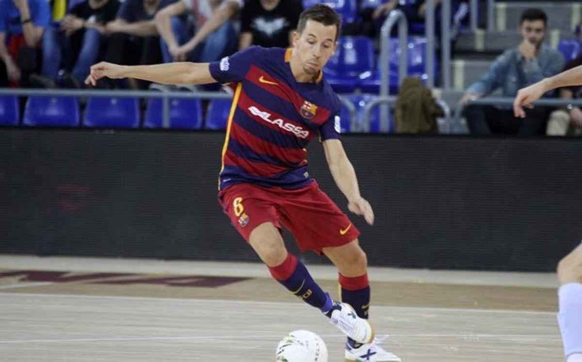 Futsal : Elche CF V. Alberola - FC BARCELONA LASSA 3-12 (1-7). Liga LNFS. 30ème Journée.