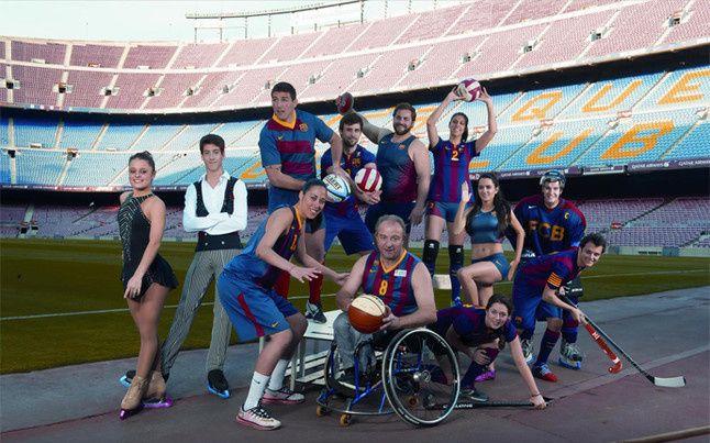 Bilan des sections amateurs du Barça :