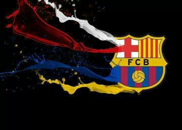 Écusson du Barça !!!