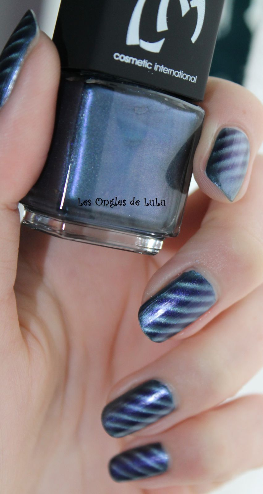 Mes ongles sous Rayon X