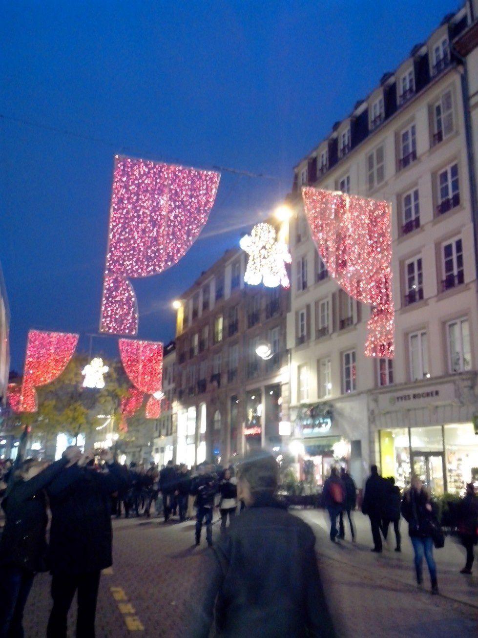 Féérie de Noël à Strasbourg