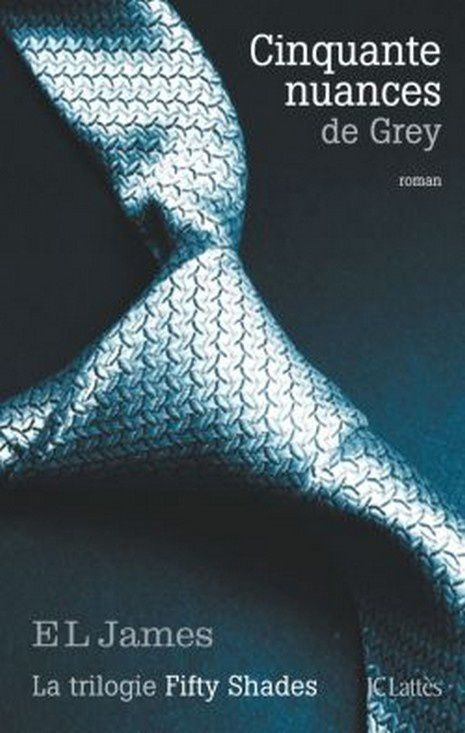 """50 nuances de Grey"" de El James"