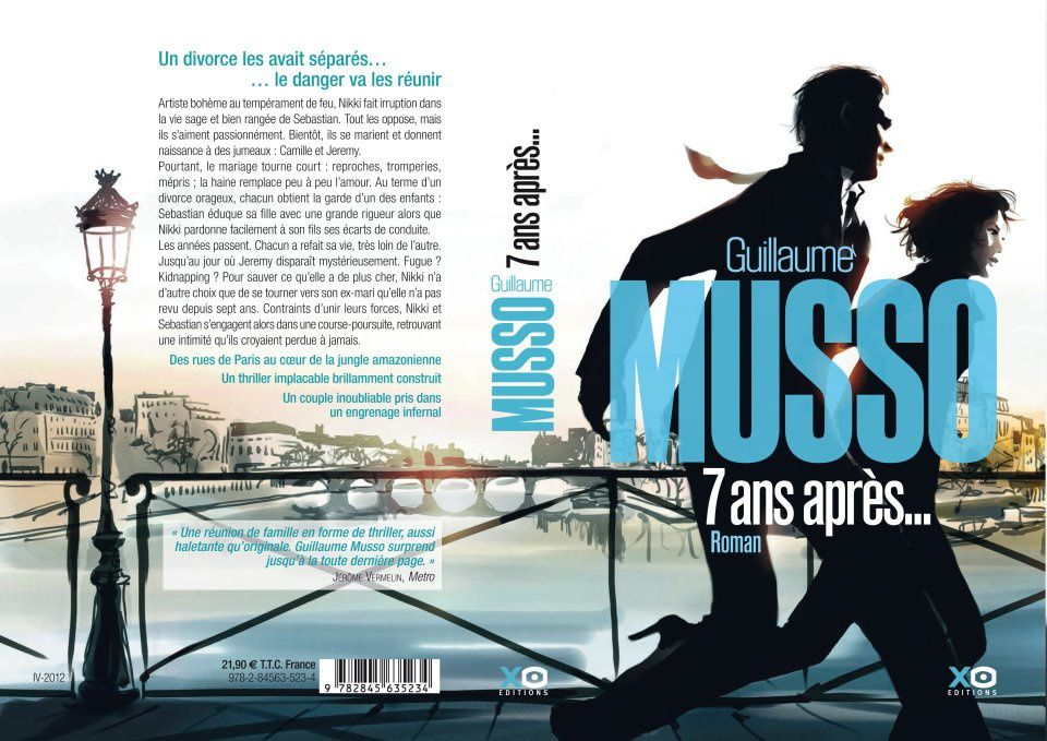 GUILLAUME MUSSO 7 ANS APRES EBOOK