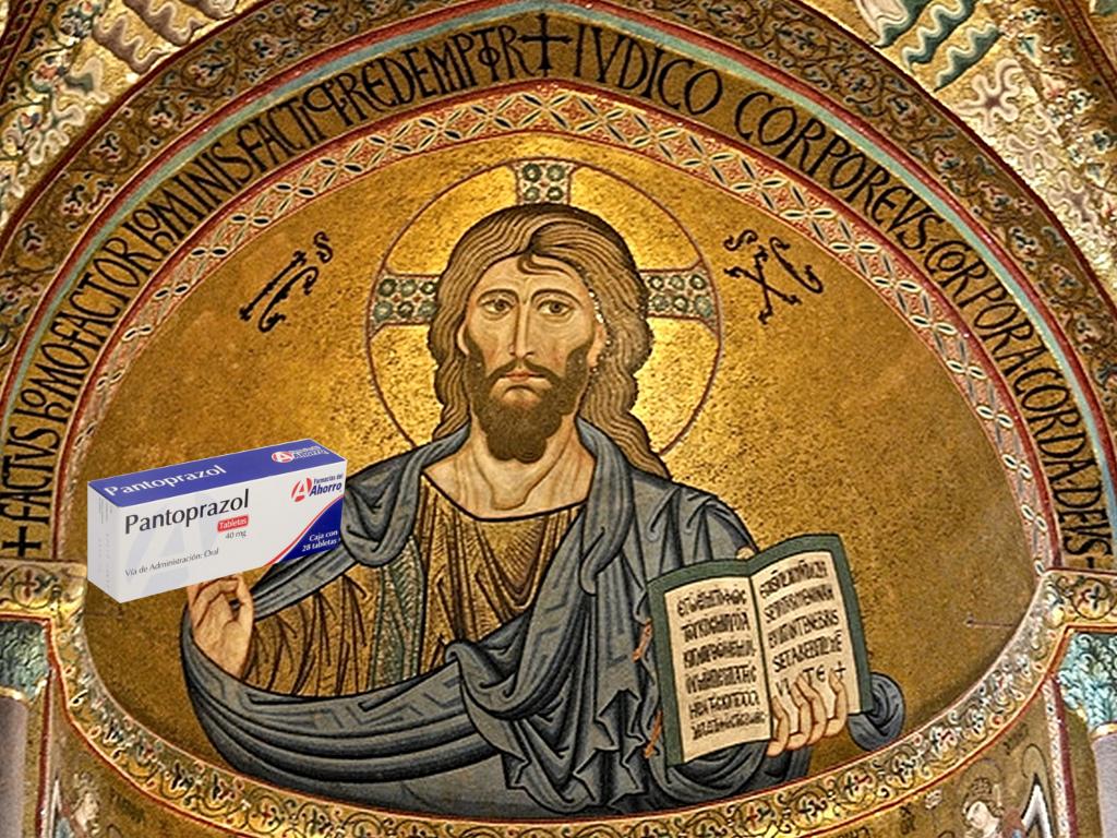 Cristo Pantoprazol