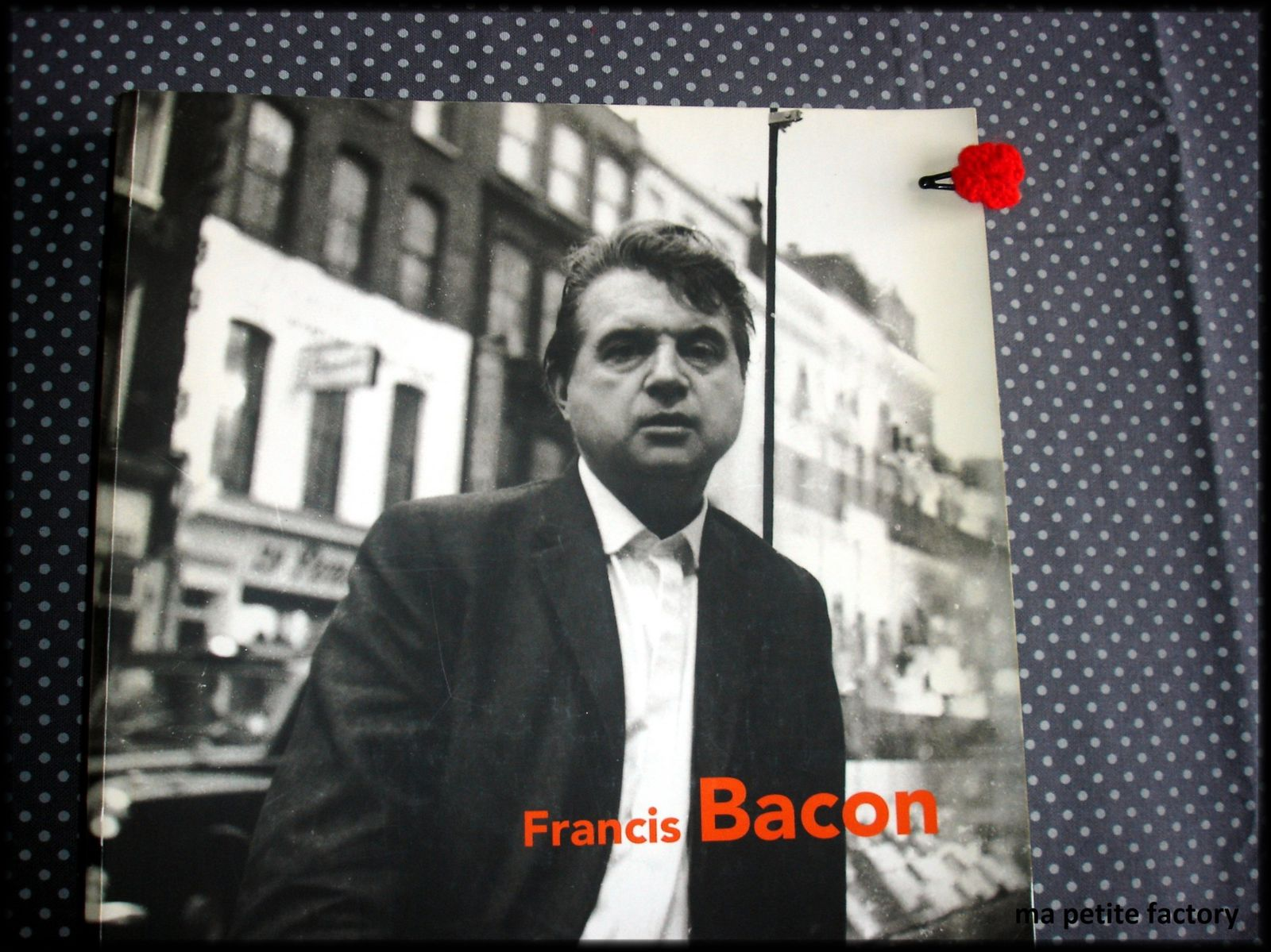 Francis Bacon, Catalogue d'exposition &#x3B; Kandinsky
