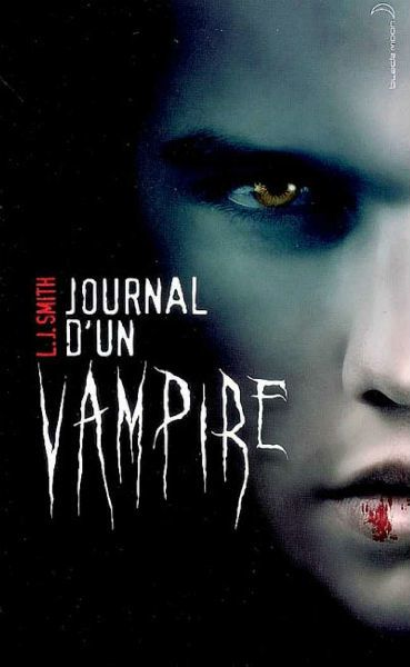 Journal d'un vampire tome 1 de L.J. Smith