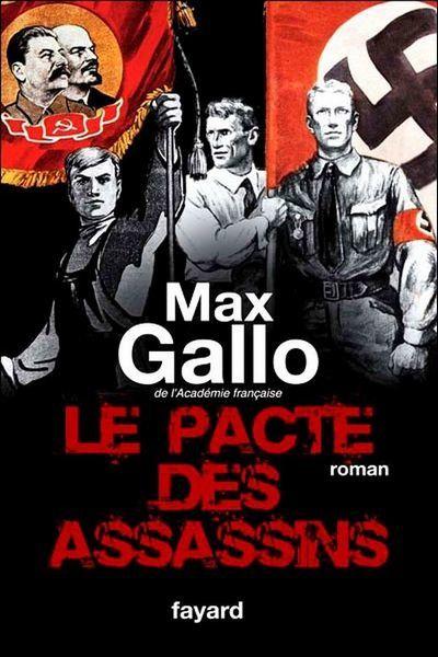 Le Pacte de assassins de Max Gallo