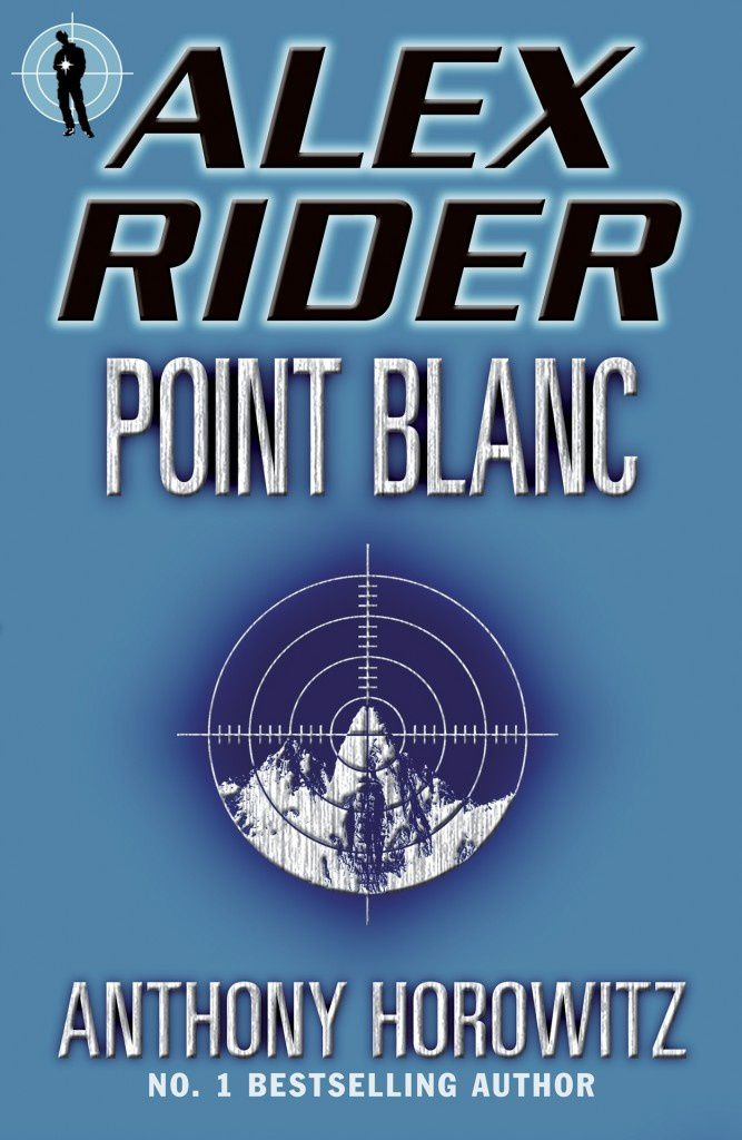 Alex Rider, tome 2 : Point Blanc de Anthony Horowitz